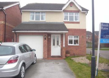 Thumbnail 3 bed detached house to rent in Fairholme View, Armthorpe, Doncaster