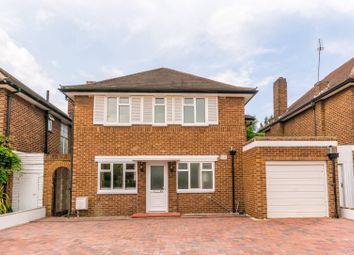 Thumbnail 4 bed property to rent in Corringway, Ealing