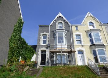Thumbnail 5 bed terraced house for sale in Richmond Terrace, Uplands, Swansea