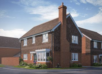 Thumbnail 3 bed detached house for sale in Bells Lane, Hoo, Kent