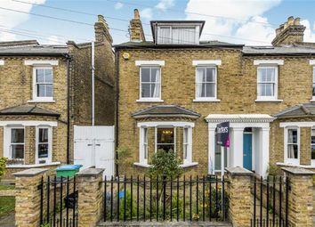 Thumbnail 4 bed semi-detached house to rent in Heathfield South, Twickenham