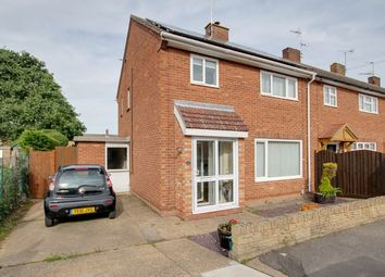 Thumbnail 3 bed semi-detached house for sale in Owen Ward Close, Colchester