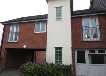 Thumbnail 2 bed flat for sale in Alderley Rise, Burslem, Stoke-On-Trent