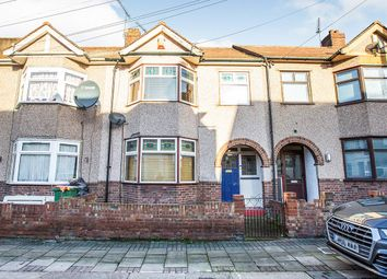 Thumbnail 3 bed terraced house for sale in Chesterton Road, London