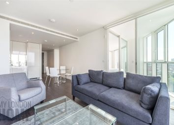Thumbnail 2 bedroom flat for sale in Sky Gardens, Wandsworth Road, Nine Elms, London