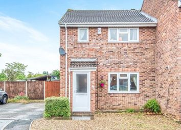 Thumbnail 3 bed semi-detached house for sale in Forest Gate, Evesham, Worcestershire