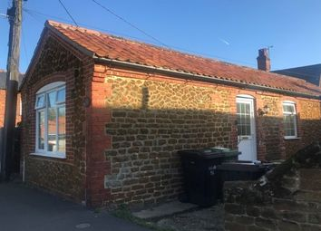 Thumbnail 1 bed bungalow to rent in High Street, Heacham, King's Lynn