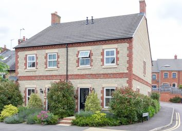 Thumbnail 3 bed semi-detached house for sale in High Street, Bozeat, Wellingborough