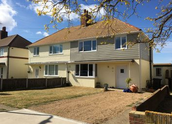 Thumbnail 3 bed semi-detached house to rent in Osborne Gardens, Herne Bay