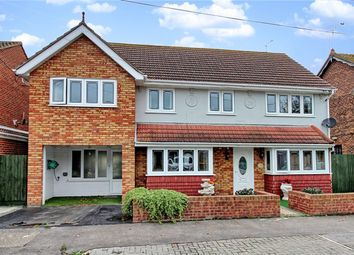 Thumbnail 6 bed detached house for sale in Beveland Road, Canvey Island, Essex