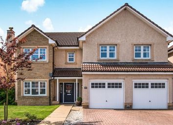 Thumbnail 5 bed detached house for sale in Cambus Avenue, Larbert
