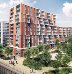 Thumbnail 1 bed flat for sale in Royal Wharf, North Woolwich Road, London