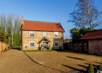 Thumbnail 4 bed detached house for sale in Southview Close, Watton, Thetford