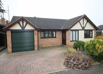Thumbnail 3 bed bungalow for sale in Danebridge Crescent, Oakwood, Derby