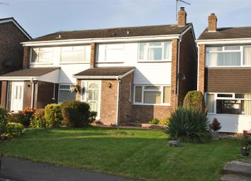 Thumbnail 3 bed semi-detached house to rent in Chelwood Drive, Taunton