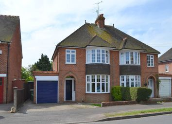 Thumbnail 3 bed semi-detached house to rent in Salcombe Road, Newbury