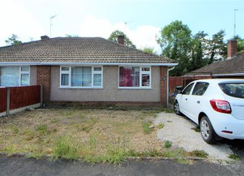 Thumbnail 2 bed semi-detached bungalow for sale in Charlecote Avenue, Tuffley, Gloucester