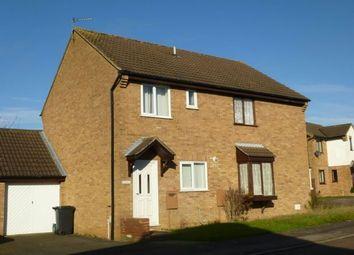 Thumbnail 2 bedroom semi-detached house to rent in Rakestone Close, East Hunsbury, Northampton