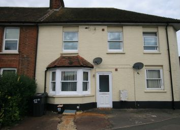 Thumbnail 2 bed terraced house to rent in Lower Denmark, Ashford Kent