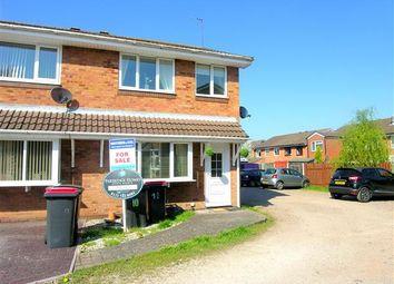 Thumbnail 3 bed terraced house for sale in Aldersgate, Kingsbury, Tamworth