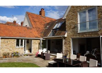 Thumbnail 4 bed detached house for sale in Bridge Road, Weybridge