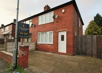 Thumbnail 3 bed semi-detached house to rent in Edna Road, Leigh, Lancashire