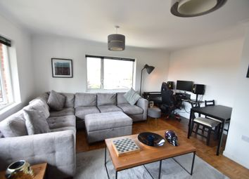 Thumbnail 2 bed flat for sale in Grove Road, Havant