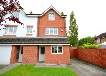 Thumbnail 3 bed terraced house for sale in Brackenwood Drive, Widnes
