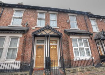 Thumbnail 3 bed terraced house for sale in Croydon Road, Arthurs Hill, Newcastle Upon Tyne