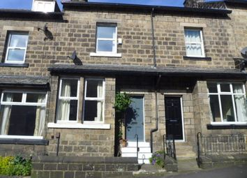 Thumbnail 2 bed terraced house for sale in Rose Avenue, Horsforth, Leeds