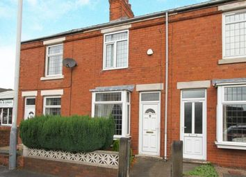 Thumbnail 2 bed terraced house for sale in Old Road, Chesterfield, Derbyshire