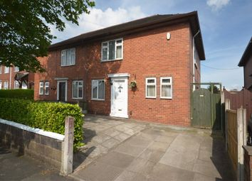 Thumbnail 2 bed semi-detached house for sale in Newhouse Road, Bucknall, Stoke-On-Trent