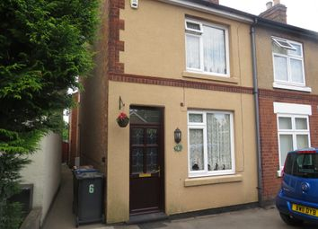 Thumbnail 3 bed end terrace house for sale in Crossways, Burbage, Hinckley
