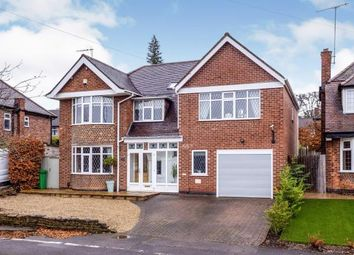 Thumbnail 5 bed detached house for sale in Wollaton Vale, Wollaton, Nottingham, Nottinghamshire