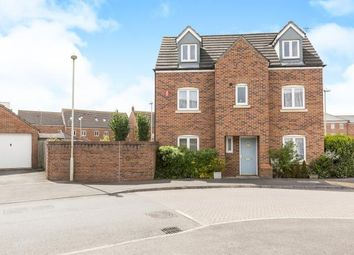 Thumbnail 5 bed detached house for sale in Halton Way Kingsway, Quedgeley, Gloucester, Gloucestershire