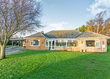 Thumbnail 3 bedroom detached bungalow for sale in New Hammond Beck Road, Wyberton Fen, Boston