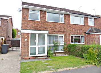Thumbnail 3 bed semi-detached house for sale in Malvern Close, Lincoln