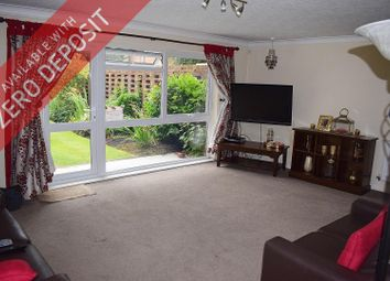 Thumbnail 2 bedroom flat to rent in Willow Bank, Fallowfield, Manchester