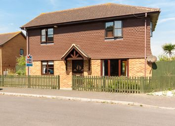 Thumbnail 4 bedroom detached house for sale in Courtenay Road, Deal