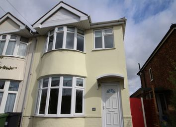 Thumbnail 3 bed semi-detached house to rent in Heathcote Road, Whitnash, Leamington Spa