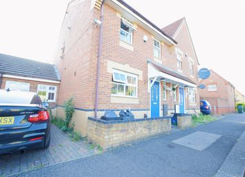 Thumbnail 4 bedroom semi-detached house for sale in Uphall Road, Ilford