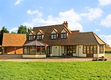 5 bed detached house for sale in Pledgdon Green, Henham, Bishop's Stortford, Hertfordshire CM22