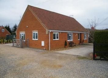 Thumbnail 4 bed bungalow for sale in Barroway Drove, Downham Market, Norfolk