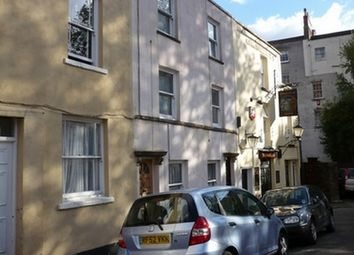 Thumbnail 4 bed town house to rent in Sion Place, Clifton, Bristol