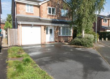 Thumbnail 4 bed detached house for sale in Cloughfold, Stoneclough, Manchester
