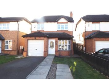 Thumbnail 3 bed detached house for sale in Bowes Court, Darlington, County Durham
