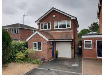 Thumbnail 3 bed detached house for sale in Old Birmingham Road, Bromsgrove