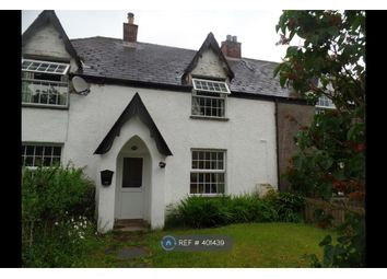 Thumbnail 2 bed terraced house to rent in Bickleigh Village, Plymouth