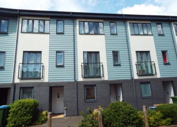 Thumbnail 4 bed terraced house for sale in The Compass, Southampton