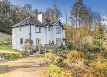 Thumbnail 4 bed detached house for sale in Badgers Sett, Windermere Road, Grange-Over-Sands